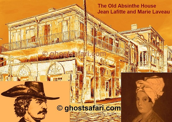 The Old Absinthe House (c) DJT 2019
