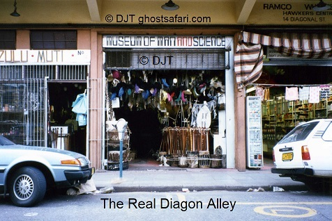 The Real Diagon Alley © (c) DJT